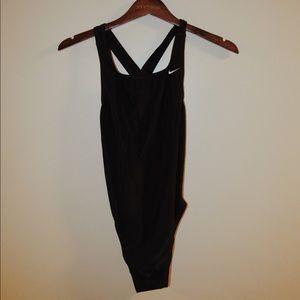 Nike Black Women's Swimsuit